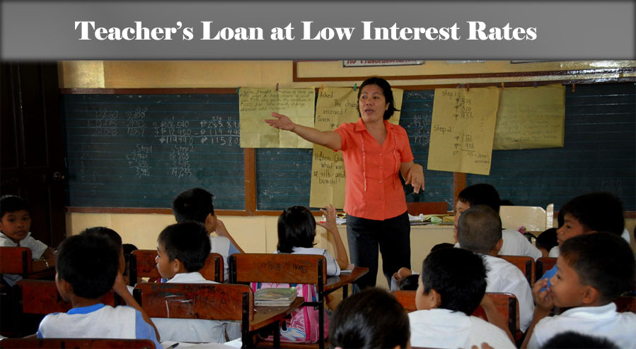 Providers that Offer Teacher's Loan at Low Interest Rates with Things to Consider